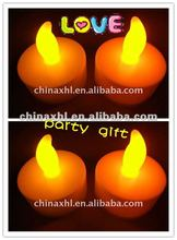 led golw candle party decoration