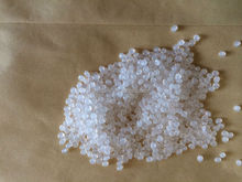 SINOPEC Virgin & recycled LDPE white &black granules/biodegradeable HDPE/LDPE/LLDPE plastic refuse bags