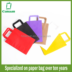 Top quality exported kraft paper bag charcoal