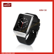 Sport smart watch for touch screen android 4.4 wifi smart watch mobile phone