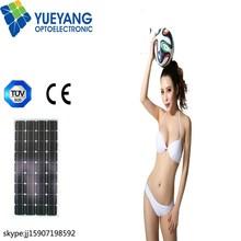 Best Price Per Watt monocrystalline silicon Solar Panel 12V 5W 30W 40W 60W 100W