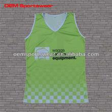Custom women fashion new model running shirts