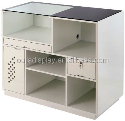 design de mode comptoir caisse boutique table caisse contre pour magasin de v tements caisse de. Black Bedroom Furniture Sets. Home Design Ideas