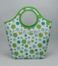 600D polyester insulated lunch cooler Bag for food