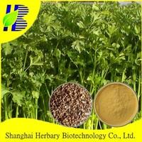 Celery seed extract,active ingredient Butylphthalide, Apigenin, 6:1, 10:1, UV TLC