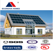 Econova solar panel system multi-storey china prefabricated homes