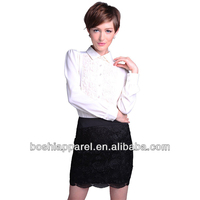 2014 New Designs Sexy Shirts For Women SRL-C-22