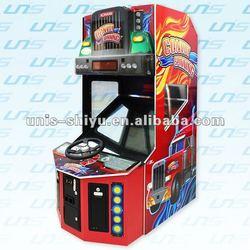 Attractions ! Fun Entertainment UNIS ticket machine Convoy Spinning