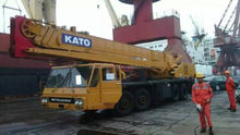 Shandong 40ton used kato truck cranes for sale