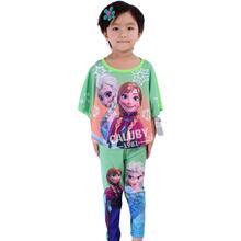 pijamas de algodón para niñas