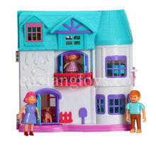 Miniatures Antique Plastic Dolls House Furniture