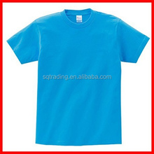 Soft smooth plain baby t shirts