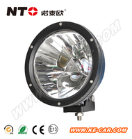 High Lumens 45w c ree led driving lights round 7 inch for off road jeep suv tractor truck