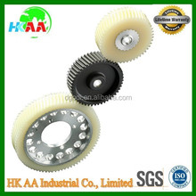 helical gear drive, helical driving gear for 3d printer