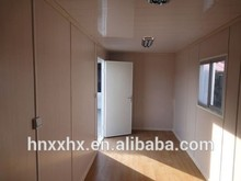 high quality, low cost and movable container house used as office
