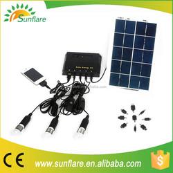 High Quality portable new design 4W mini solar panel
