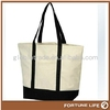 Baru kapas tas untuk promosi / belanja tas katun / pakaging cotton tas