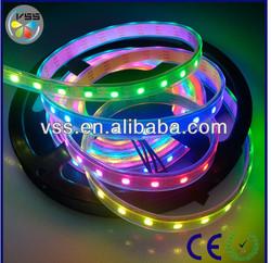 30/60/144led/m ws2811 ws2812 ws2812b dream color led flexible strips