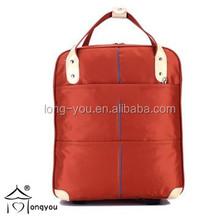 folding travel duffel bags on wheels
