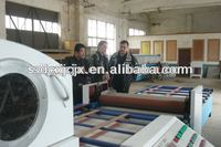 Fireproof and sound insulation magnesite board/interior wall panel/decoration materials/mgo sheet machine