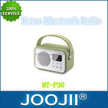 Retro Bluetooth Radio