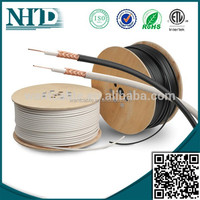 CATV/CCTV cable for elevator rg58 50 Ohm coaxial cable/cctv camera cable