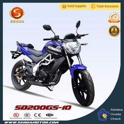 NEW DESIGN F4 175CC 200CC 250CC RACING MOTORCYCLE SD200GS-10