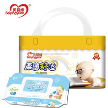 OEM Diaper Factory in China, Ultra Soft&Thin Breathable High Absorbtion Sleepy Baby Diaper With Crazy Price For African Market