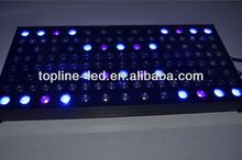 Aquaponics/Hydroponics supplemental LED lighting system