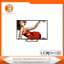 24 inch High-resolution Europe DLED with DVB-T/T2/C/S/S2 hotel tv