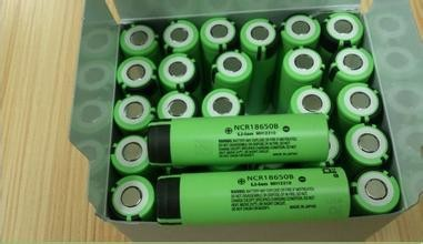 Аккумулятор Panasonc 6pcs/ncr18650b 3.7V 3400mAh panasonic Stoch