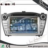 china oem touch screen, bluetooth function car gps dvd player