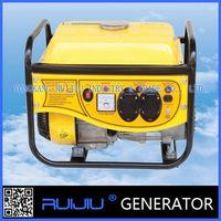 Top grade hot-sale 6.0L gasoline generator astra korea