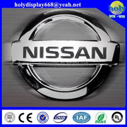Custom metal car logo, metal auto logo, car emblem