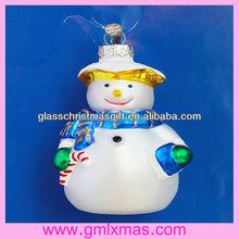 GML Fashionable Christmas Glass Decoration Supply,Trade Assurance supplier