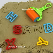 Magic sand toys, Smart motion sand, Squishy sand