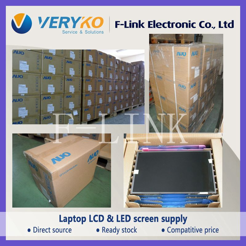 15.6 Laptop LCD Screen LP156WH4-TLN2 Glossy 1366*768 100% Original New