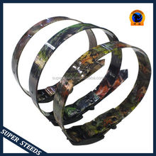 Hot selling top quality Camouflage Pet Collar and Leash Cheap