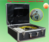 CE/FCC/ROHS Certification High Pixels 23MM Stainless Steel Color Video Water Well Pipe Inspection Camera System