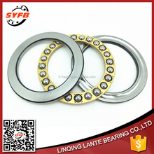 Factory price exporters of thrust ball bearings 51411