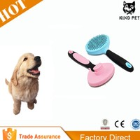 Stainless Steel hair Pin Brush for pet