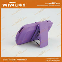 holster combo Funda clip for blackberry9900/9930