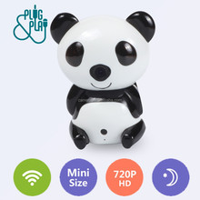 Home Security Baby Video Camera With Two Way Audio For Real-teo Talk 10MetersPtz Outdoor 720p Ptz Ip Camera