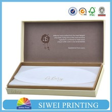 Hot sale wholesale custom fabric covered heart shaped gift boxes
