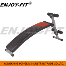 2015 Arrival New design weight bench Mini Sit Up Bench Design For Gym Sit Up Bench