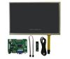10 Inch TFT Touch Screen LCD Monitor For Raspberry Pi + Driver Board HDMI VGA 2AV
