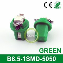 Upsale quality car dashboard light B8.5-1smd auto led 12v bulb 5050 led lamp