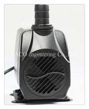 220l/h mini bomba de agua para la fuente