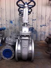 API Gate Valve American ANSI Standard Flange cast steel knife edge gate valve Stainless Steel oil and gas api gate valve dn100