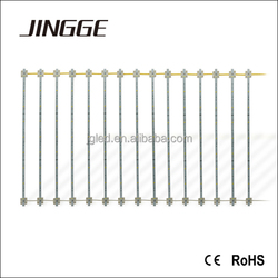 JINGGE super bright dot matrix led rigid strip lattice backlight
